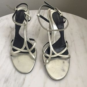 Kenneth Cole Strappy Heels